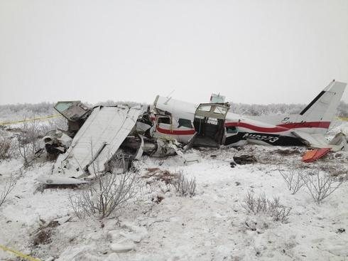 U.S. air safety agency urged to audit Alaska charters