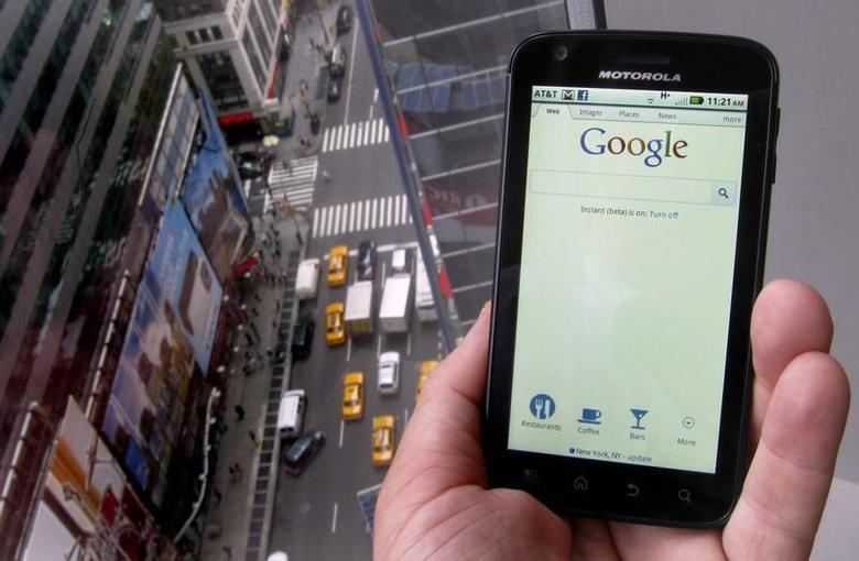 Google faces antitrust lawsuit on U S  mobile internet