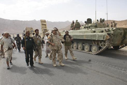 Yemen says army captures key militant stronghold