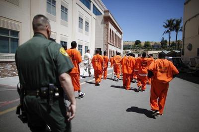 California considers distributing condoms to prisoners
