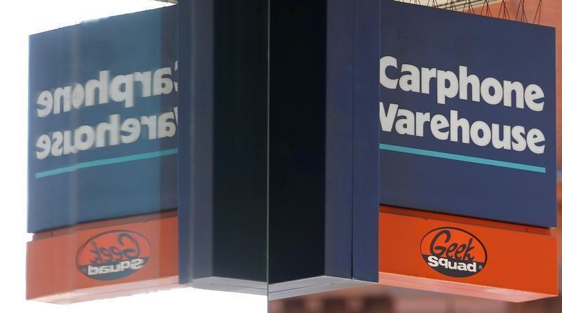 Dixons and Carphone agree 3 8 billion pound retail merger