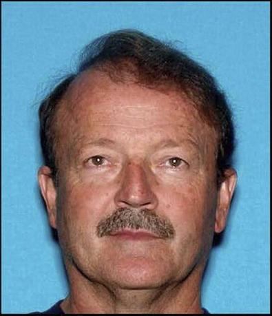 Orville Fleming, 55, of Sacramento, California, is pictured in this undated handout photo. Fleming is accused of killing 26-year-old Sarah Douglas at their Sacramento home on May 1, 2014. REUTERS/Sacramento County Sheriff's Department/Handout via Reuters