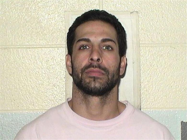 Heriberto Viramontes is pictured in this undated handout photo obtained by Reuters on May 21, 2014. REUTERS/Cook County Jail/Handout via Reuters