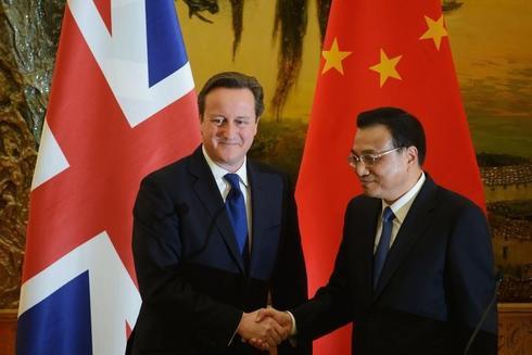 China's Li flies into UK to talk trade, seal deals worth $30 bln