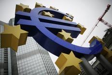 Les règles budgétaires de l'Union européenne sont suffisamment souples pour accompagner les efforts de relance de la croissance et il n'y a donc pas lieu de les changer, ont estimé jeudi soir ministres des Finances et responsables européens réunis à Luxembourg dans le cadre de l'Eurogroupe. /Photo d'archives/REUTERS/Alex Domanski