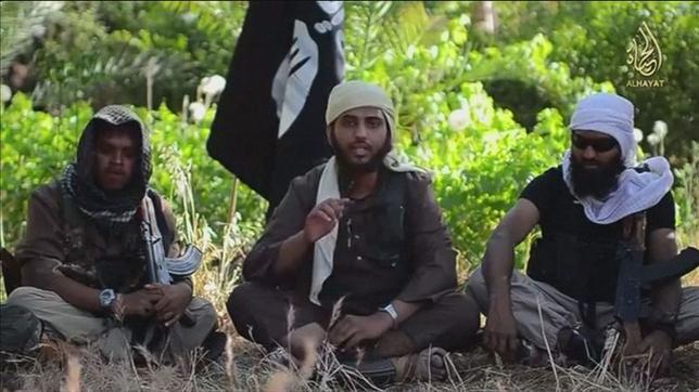 6月26日、シリアやイラクで台頭するスンニ派過激派組織は、ソーシャルメディア(SNS)を活用して、外国人の勧誘活動を進めている。写真はISILが勧誘活動のために投稿したとみられるビデオ映像から(2014年 ロイター)