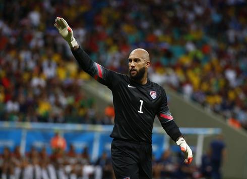 Team USA's hero goalie