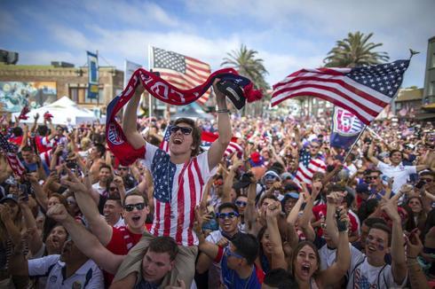America's World Cup run