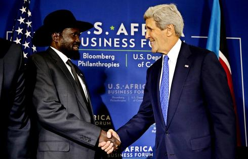 U.S., South Sudan prod rebels as peace efforts sputter