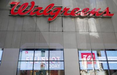 Walgreen to keep U.S. tax domicile after buying Alliance Boots