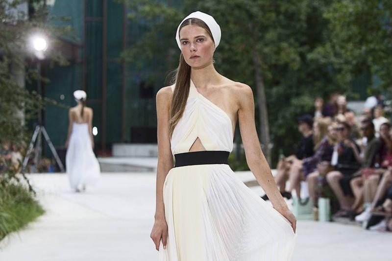 At Copenhagen Fashion Week Simple Designs For Austere Times Reuters