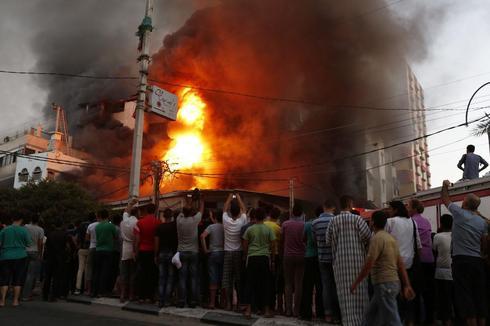 Three-day truce in Gaza