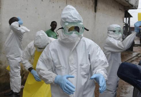 Struggling Liberia creates 'plague villages' in Ebola epicenter