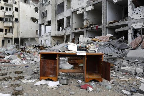 Left behind in Gaza