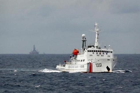 China rejects Manila protest on ships, complains of detentions