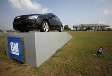 Le fonds d'indemnisation mis en place par General Motors à destination des victimes de défaillances de ses véhicules avait reçu mardi 107 dossiers de personnes décédées, selon une porte-parole de l'avocat chargé de superviser la procédure. /Photo d'archives/REUTERS/Chaiwat Subprasom