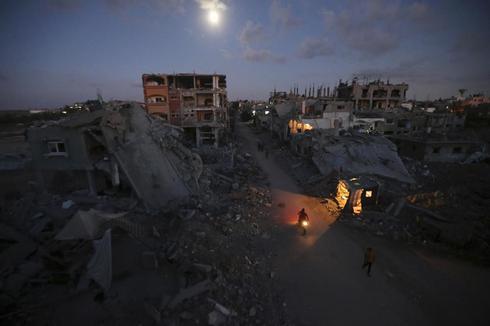 Midnight in Gaza