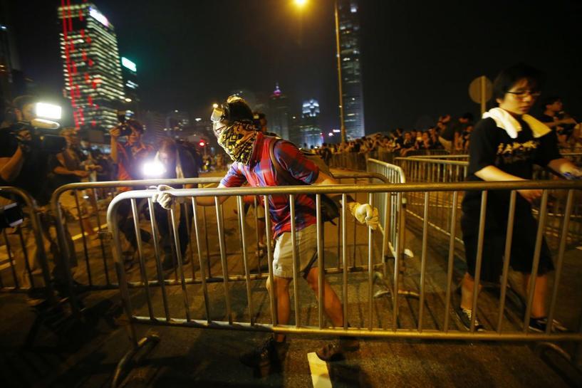 Hong Kong: Business Environment