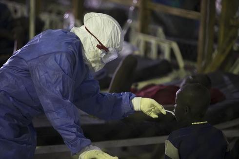 The Ebola Island Clinic