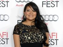 """Cast member Misty Upham attends a screening of the film """"August: Osage County"""" during AFI Fest 2013 in Los Angeles November 8, 2013. REUTERS/Phil McCarten"""