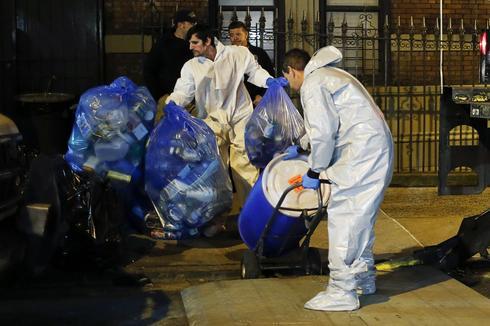 Ebola in New York