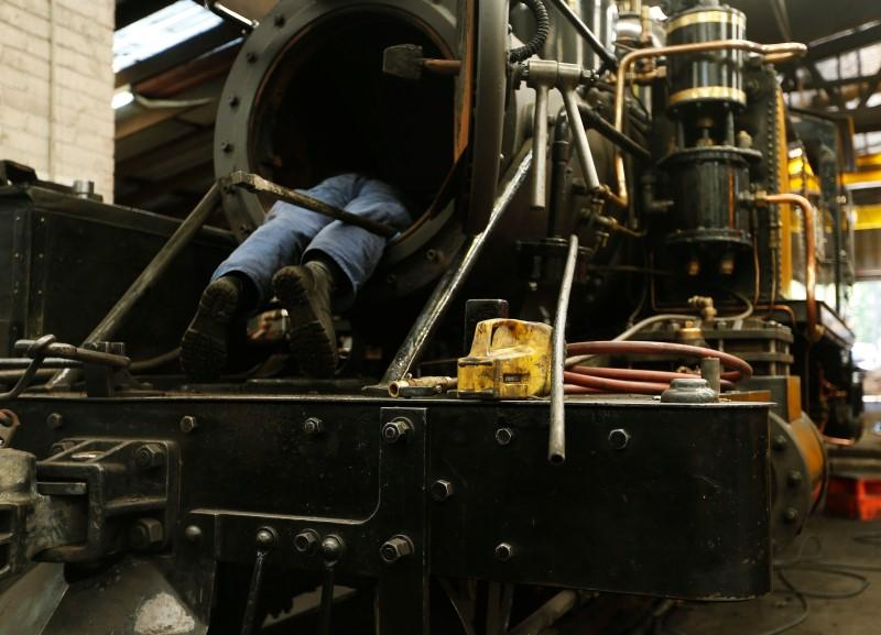Puffing Billy keeps Australian steam train history alive