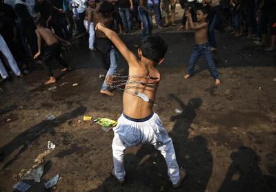 Ashoura festival
