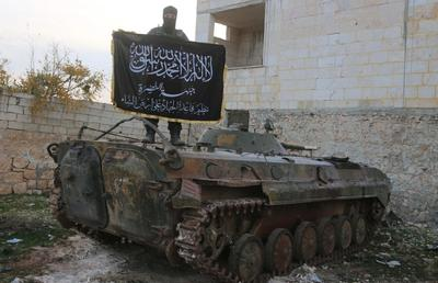 Syria's al Qaeda wing