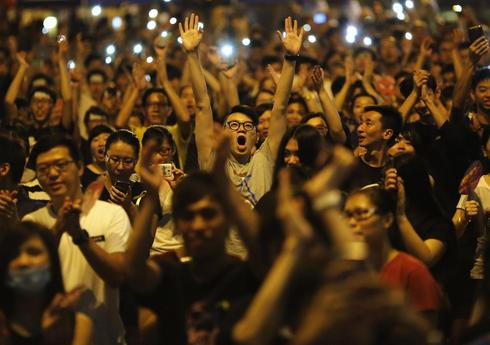 Hong Kong's Occupy Central