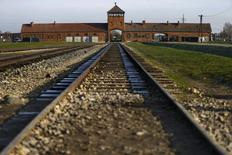 A view of the former Nazi concentration camp Auschwitz-Birkenau is pictured in Brzezinka near Oswiecim December 10, 2014. REUTERS/Kacper Pempel