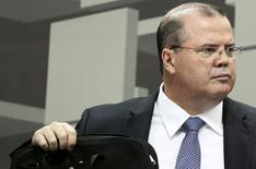 Presidente do Banco Central, Alexandre Tombini. REUTERS/Joedson Alves (BRAZIL - Tags: BUSINESS POLITICS HEADSHOT)