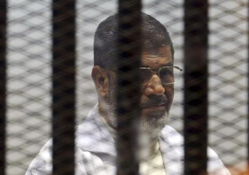 Former aide to ousted Egyptian president Mursi released from jail: relatives
