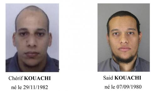Both brothers behind Paris attack had weapons training in Yemen: sources