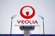 Veolia est l'une des valeurs à suivre à la Bourse de Paris après que Morgan Stanley a relevé sa recommandation à surpondérer contre pondération en ligne. /Photo d'archives/REUTERS/Benoît Tessier