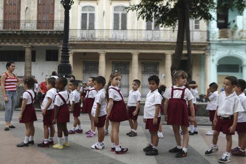 Bienvenidos a La Havana