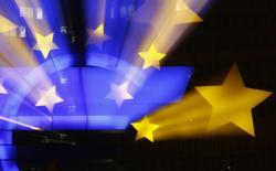 Le taux de chômage dans la zone euro a reculé à 11,4% en décembre après être resté à 11,5% pendant trois mois. Il se situait à 11,8% en décembre 2013. /Photo prise le 20 janvier 2015/REUTERS/Kai Pfaffenbach