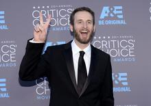"Chris Williams, director of the animated feature film ""Big Hero 6,"" arrives at the 20th Annual Critics' Choice Movie Awards in Los Angeles, California in this January 15, 2015 file photo. REUTERS/Kevork Djansezian/Files"