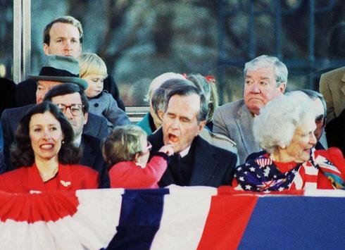 The Bush dynasty
