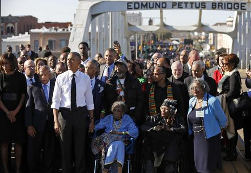 Selma 50 years after 'Bloody Sunday'