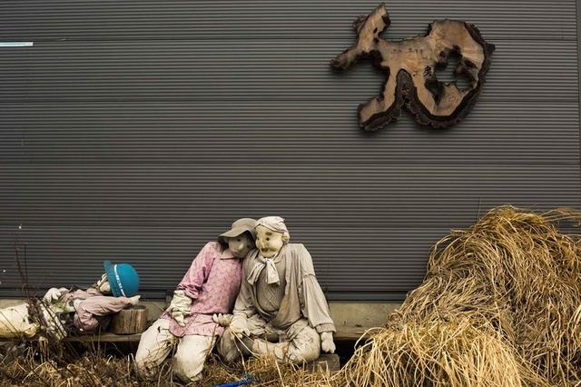 Time stands still in Japan's village of scarecrows - Reuters
