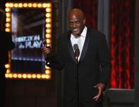 Diretor Kenny Leon durante premiação em Nova York. 08/06/2014 REUTERS/Carlo Allegri