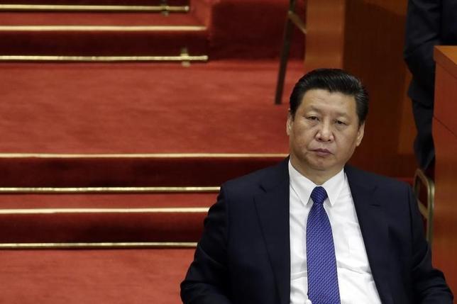 4月20日、中国の習近平国家主席(写真)が独裁的指導者になり得ないのには、3つの理由がある。北京で3月撮影(2015年 ロイター/Jason Lee)