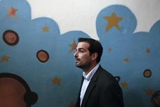 Porta-voz do governo da Grécia, Gabriel Sakellaridis, em foto de arquivo.   25/05/2014   REUTERS/Alkis Konstantinidis