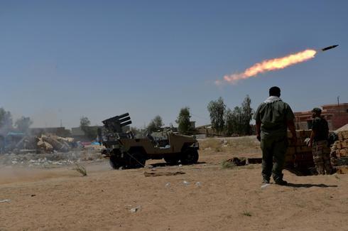 Iraq vs. ISIS
