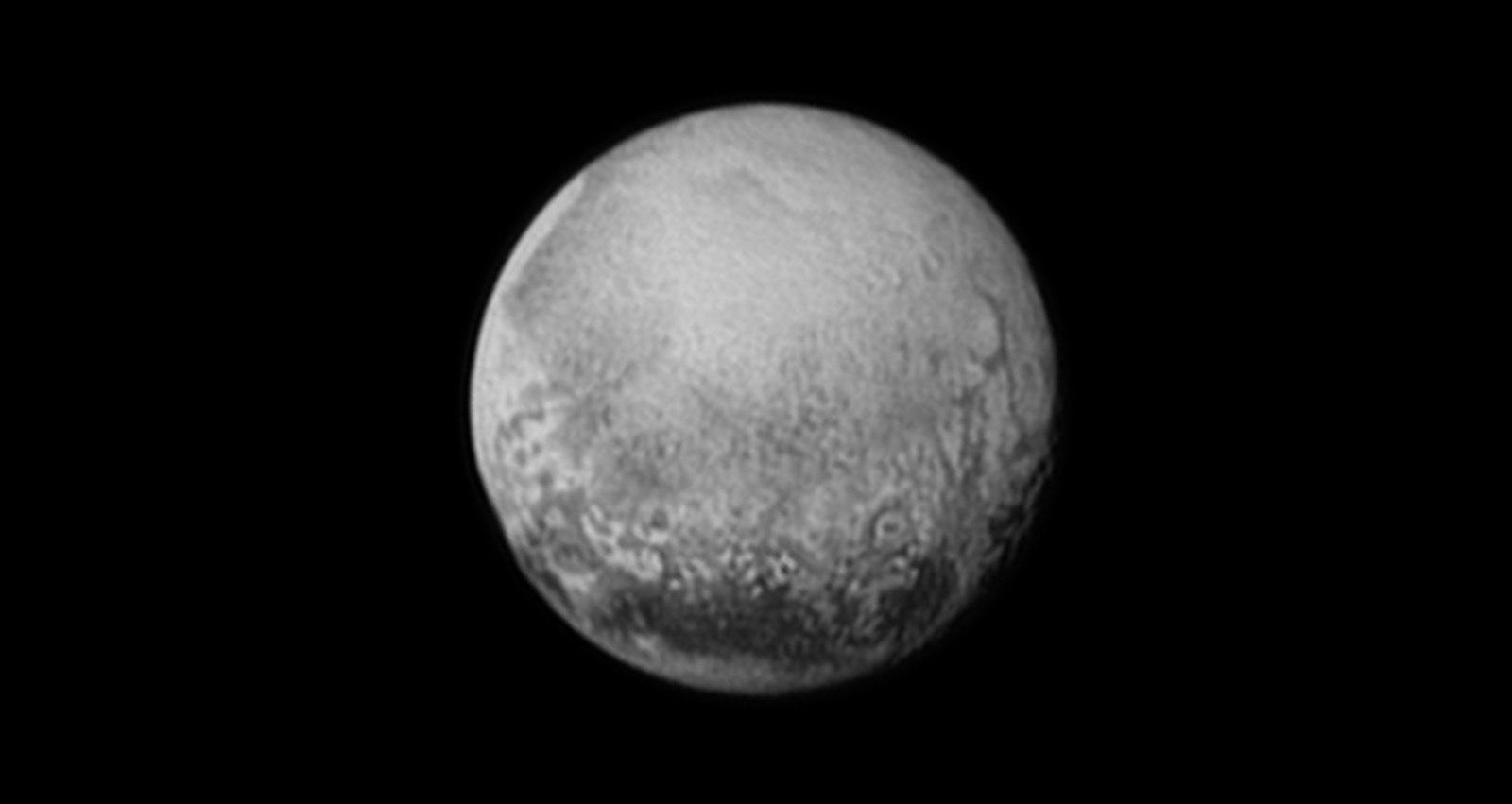 nasa new horizons pluto pictures - HD1600×851