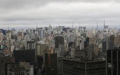 Vista aérea da cidade de São Paulo.   19/06/2014  REUTERS/Maxim Shemetov