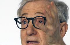 Cineasta Woody Allen concede entrevista coletiva em Cannes, sul da França, em maio. 15/05/2015 REUTERS/Regis Duvignau