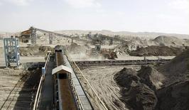 Mine de phosphate de Metlaoui, La Tunisie a réduit à 0,5% sa prévision de croissance pour cette année, contre 1% précédemment. /Photo d'archives/REUTERS/Zoubeir Souissi
