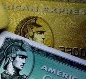 Le fonds activiste ValueAct Capital Management a acquis une participation dans l'émetteur de cartes de crédit American Express, actuellement confronté à une concurrence de plus en plus forte et à la perte de plusieurs partenariats commerciaux importants. /Photo d'archives/REUTERS