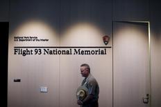 Memorial Nacional do Voo 93 em Shanksville, na Pensilvânia.   9/9/2015.   REUTERS/Mark Makela